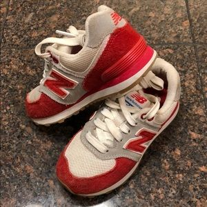 Toddler size 11 New Balance Sneakers